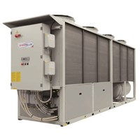 Chiller R290 Purple inverter luftkølet - Enerblue